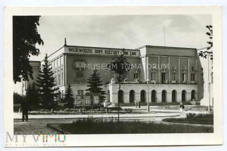 Kielce - Woj. Dom Kultury Zw. Zaw. - 1956