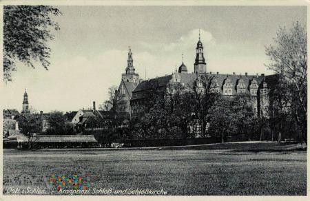 Kronprinzl. Schloss