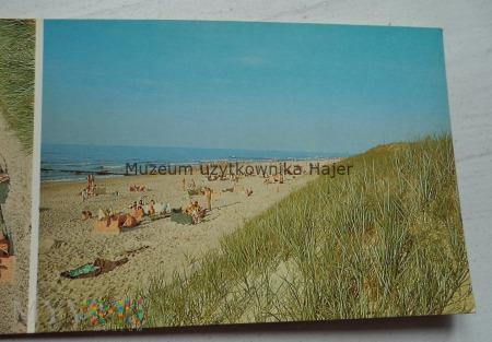 WYBRZEŻE GRYFICKIE Nr 3 Mrzeżyno Plaża i brzeg mor