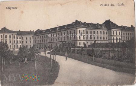 Chyrów - Konwikt oo. Jezuitów - pocz. XX w.
