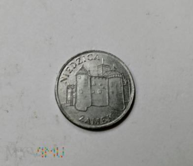 moneta Zamek niedzica