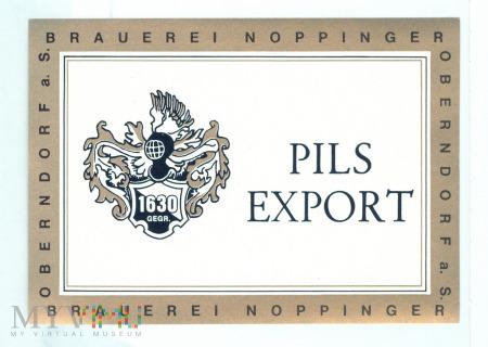 Noppinger, Pils Export
