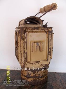 STALOWA LAMPA WH/ SS - model 42 / Sygnatura -ago-