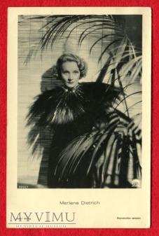 Marlene Dietrich Verlag ROSS 8852/1