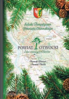 Duże zdjęcie Szlaki turystyczne Powiatu Otwockiego