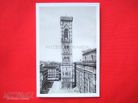 Florencja - Campanile di Giotto