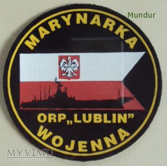 Oznaka pamiątkowa ORP LUBLIN