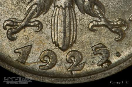 1925 2 zł (Londyn, cztery pazury)