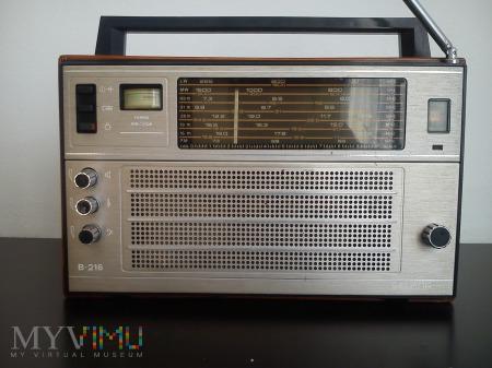 Radio Selena W-206 Tento