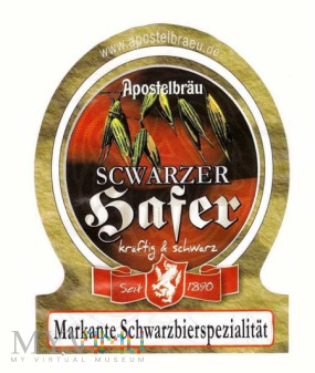 Scwarzer Hafer