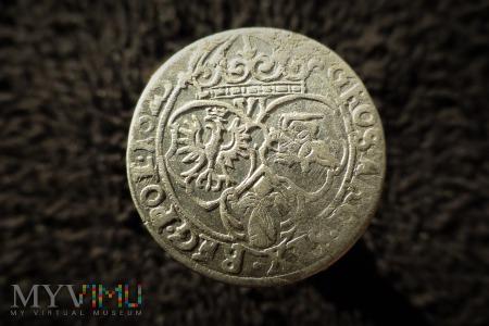 Duże zdjęcie Szóstak m. Kraków- 1625 r- nienot odmiana ARG