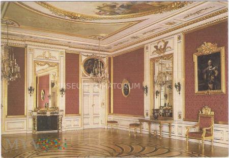 W-wa - Zamek - wnętrza, Pokój Audiencyjny - 1990