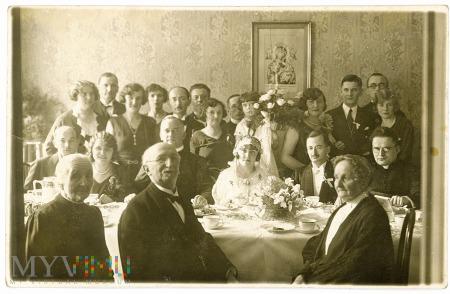 mieszczańskie wesele