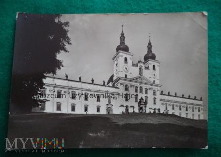 Svatý Kopeček Ołomuniec - Czechy