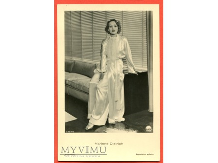 Marlene Dietrich Verlag ROSS 9309/2