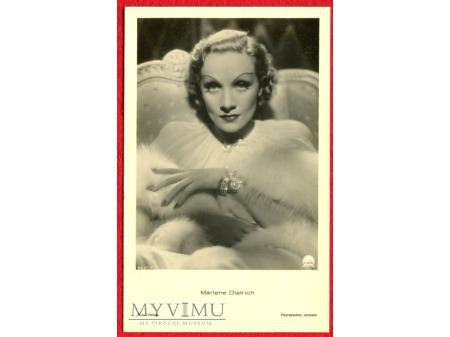 Marlene Dietrich Verlag ROSS 9437/1