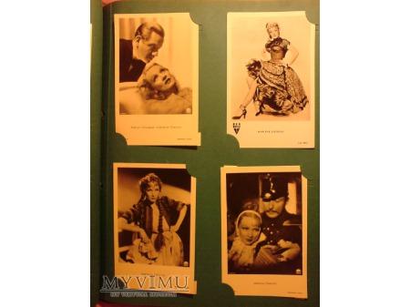 Album Strona Marlene Dietrich Greta Garbo 23