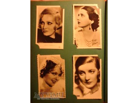 Album Strona Marlene Dietrich Greta Garbo 44