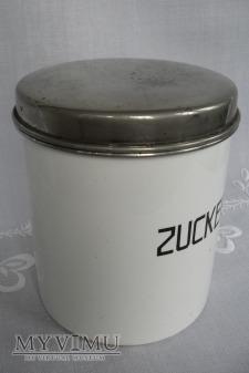 Pojemnik na cukier (ZUCKER)