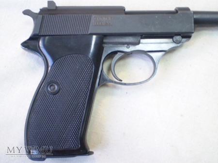 Pistolet WALTHER P38 / ULM