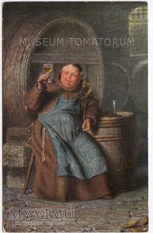 Monk Friar Mönch capucin zakonnik - degustacja 1