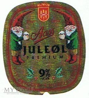 aass - juleøl premium