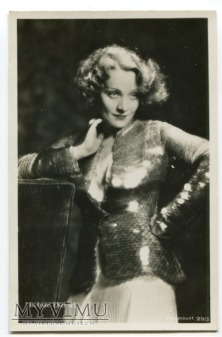 Marlene Dietrich MARLENA JOSPE nr 293