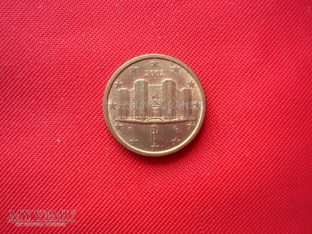 1 euro cent - Włochy