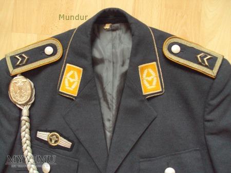 Duże zdjęcie BW - mundur Oberfeldwebel Luftwaffe