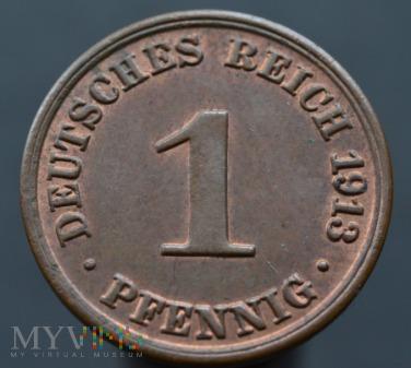 1 Pfennig 1913