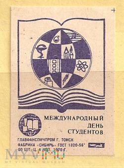 Międzynarodowy dzień studentów.1970.2