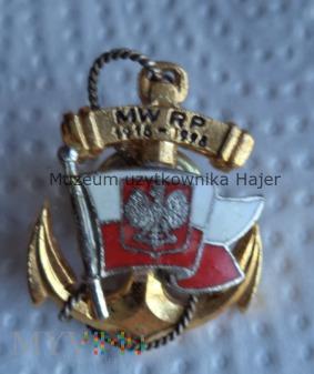 MW RP 1918-1998 odznaka Marynarka Wojenna