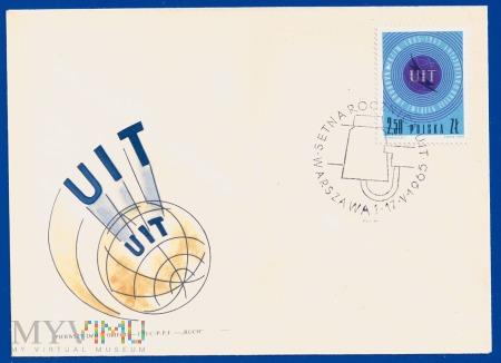 100-lecie Międzynarodowego Związku Telekomunikacyj