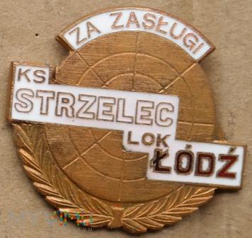 Strzelec Łódź 06 - za zasługi
