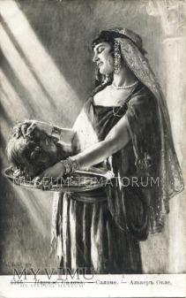 Oblie - Salome niesie głowę św. Jana