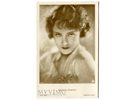 Marlene Dietrich Verlag ROSS 4880/1