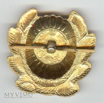 Emblemat na czapkę ZSRR 10