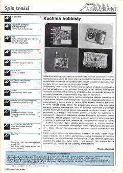 SAT AUDIO VIDEO 1992 rok, cz.I