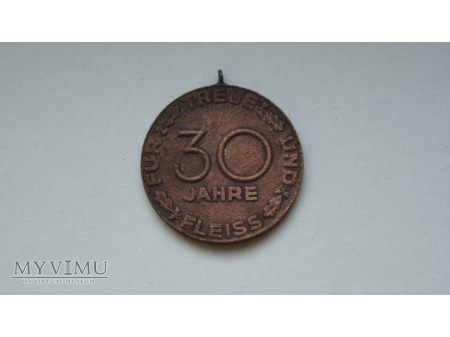 medal pamiątkowy organizacji Reichsnährstand