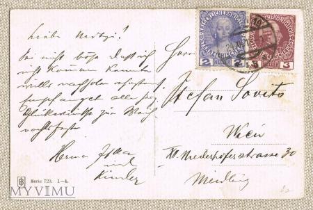 24.12.1913 Wiedeń Wesołych świąt