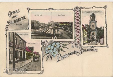 POZDROWIENIA Z SULMIERZYC 1915