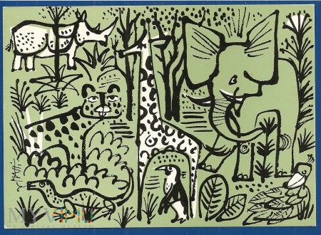 100 Jahre Zoologischer.1974.1a