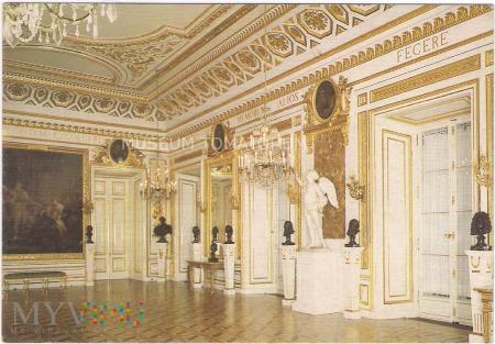W-wa - Zamek - wnętrza, Sala Rycerska - 1990