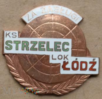 Strzelec Łódź 07 - za zasługi