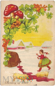 Świnka Noworoczna - 1940