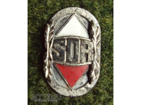 Odznaka absolwenta SOR