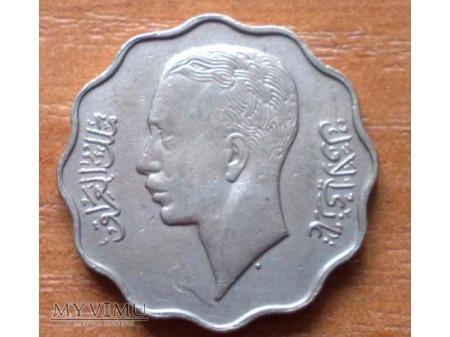 Duże zdjęcie 10 Fils Ghazi I, 1938 rok