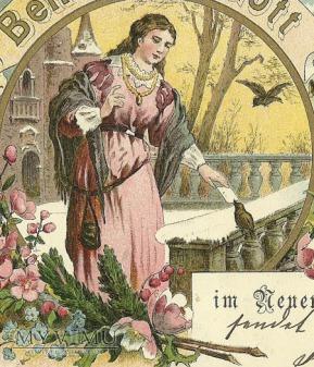 Behüt Dich Gott im Neuen Jahr!