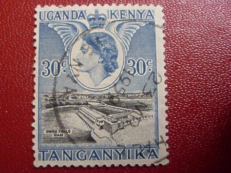 Uganda,Kenya,Tanganika.