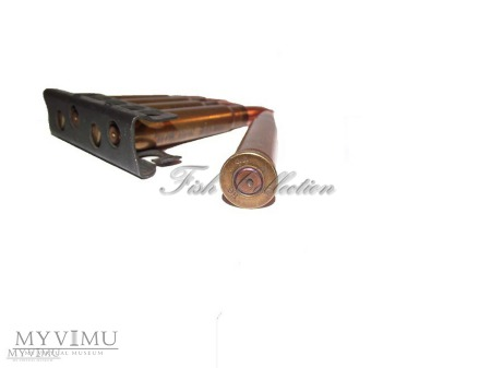 Ładownik z amunicją .303 British
